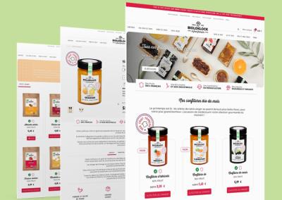 Site e-commerce Bioloklock
