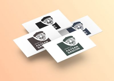 Logo Musée du Paysan Gascon